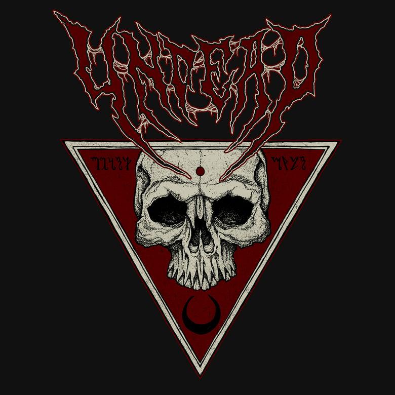 "Image of UNDEAD - BLOOD ENEMY 7"" vinyl"