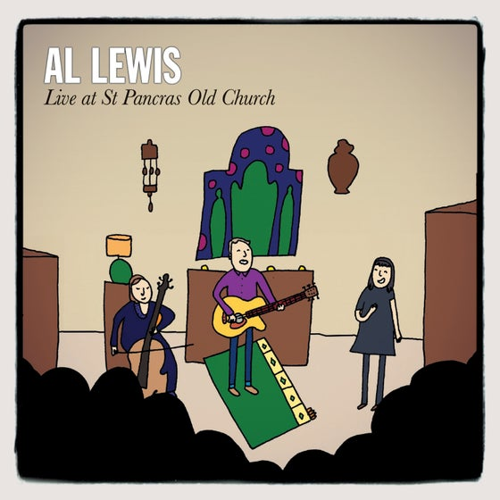 Image of Live at St Pancras Old Church
