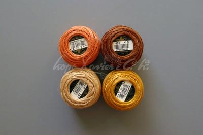 DMC Cotton Perlé nº8 - Lopo Xavier