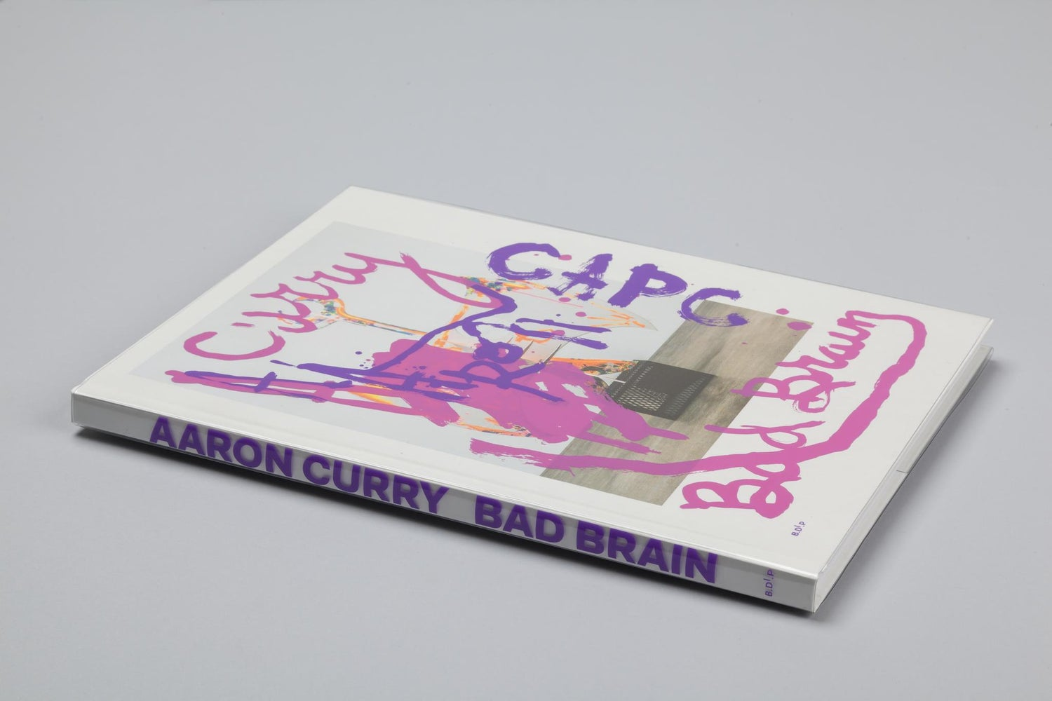 Image of Aaron Curry - Bad Brain