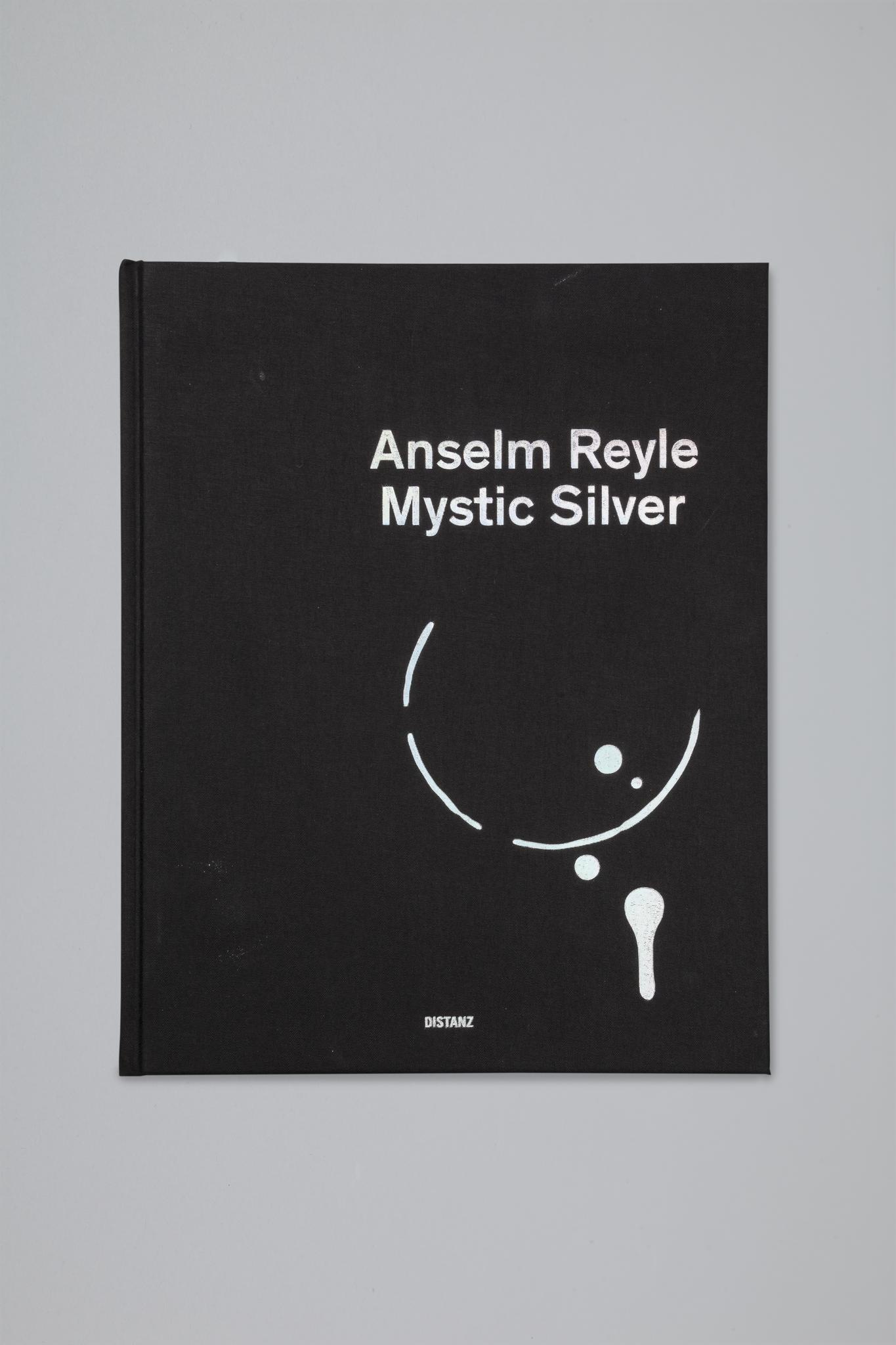 Image of Anselm Reyle - Mystic Silver
