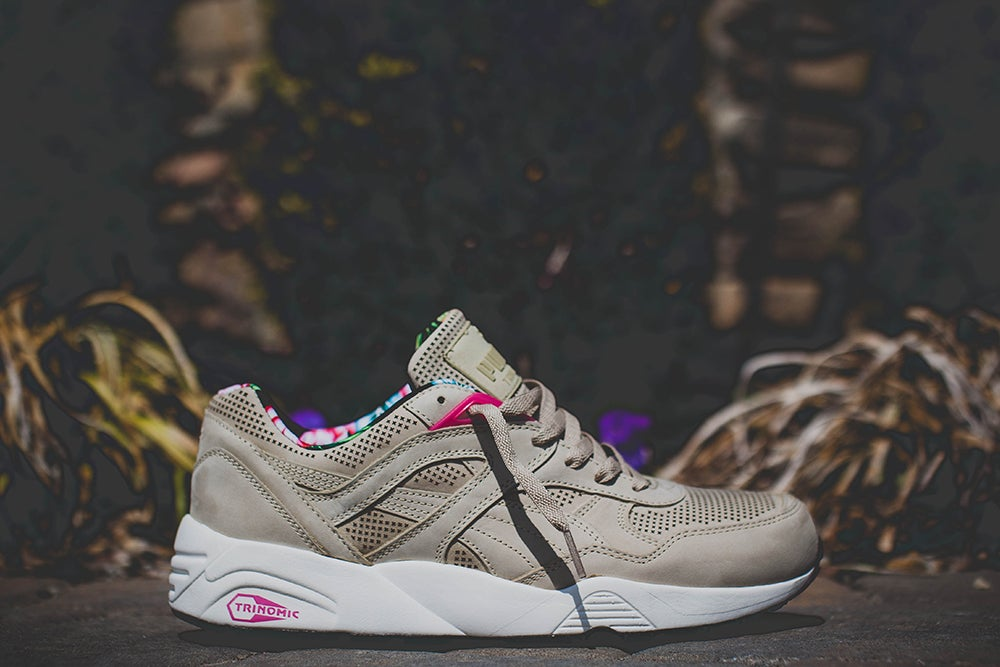 Image of PUMA R698L TROPICALIA
