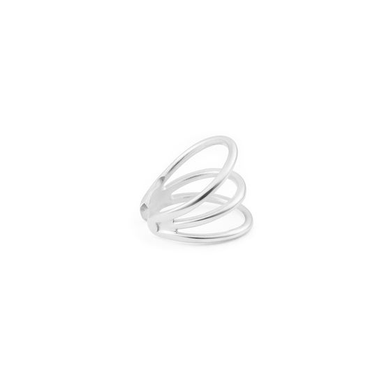 Image of Basic Ear Cuff - Sterling Silver