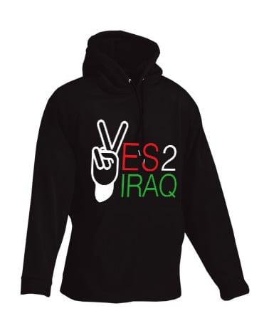 Image of Yes2Iraq Hoodie