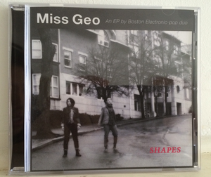 "Image of Miss Geo EP ""Shapes"" (CD)"