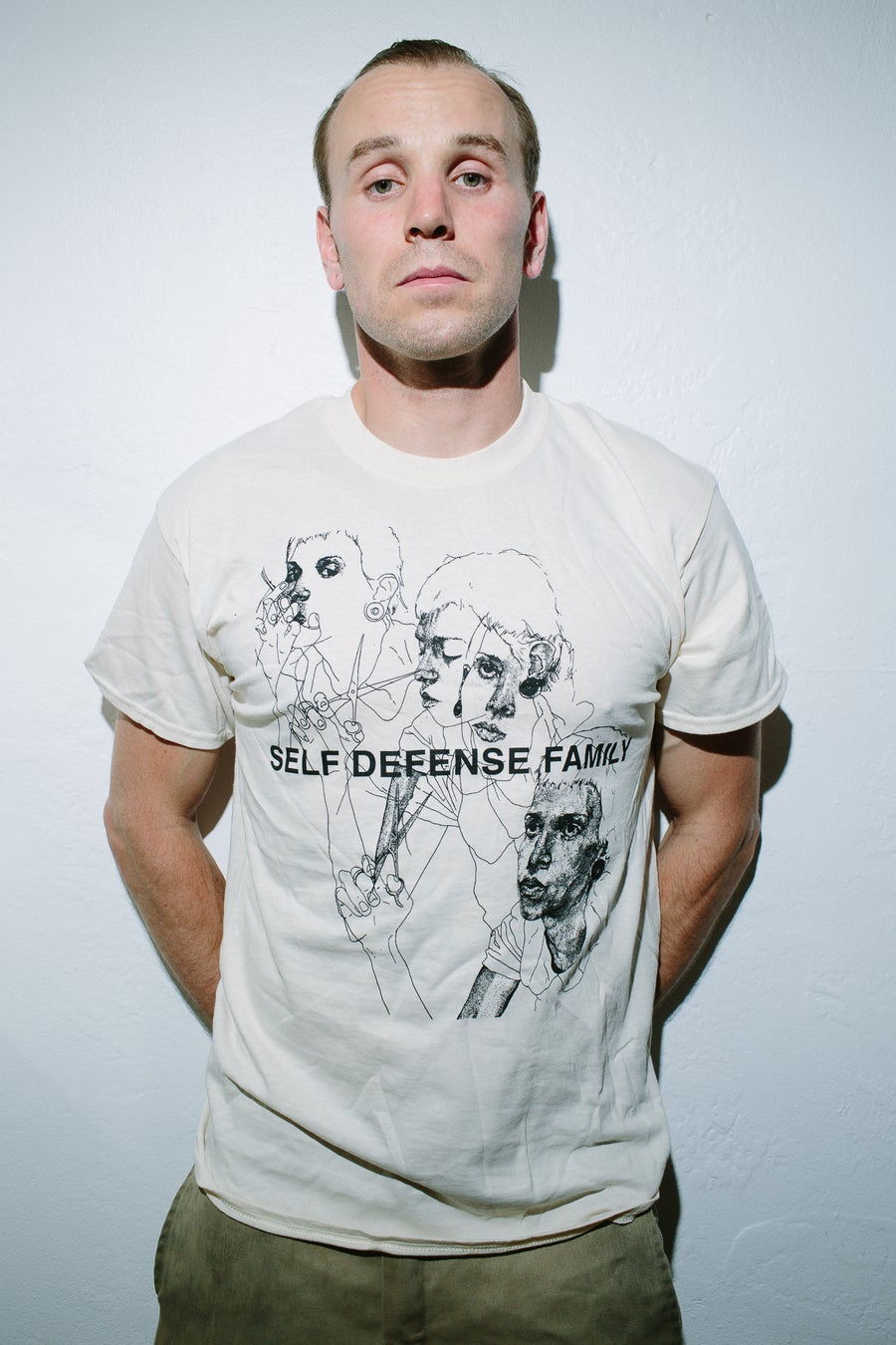 Image of Limited Ana Humanleather Benefit Shirt.