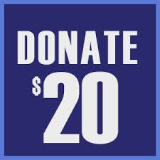 Image of DONATE DIRECTLY $20