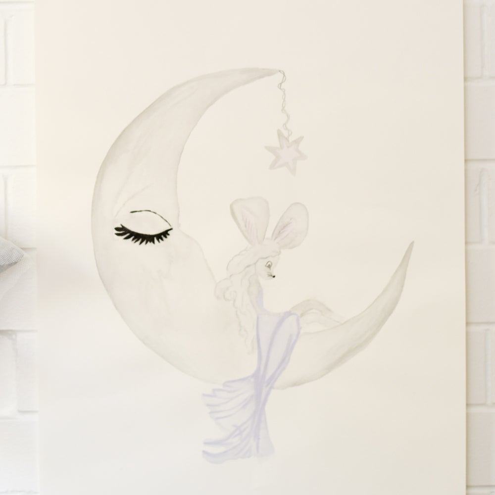 Image of Little Silver Moon