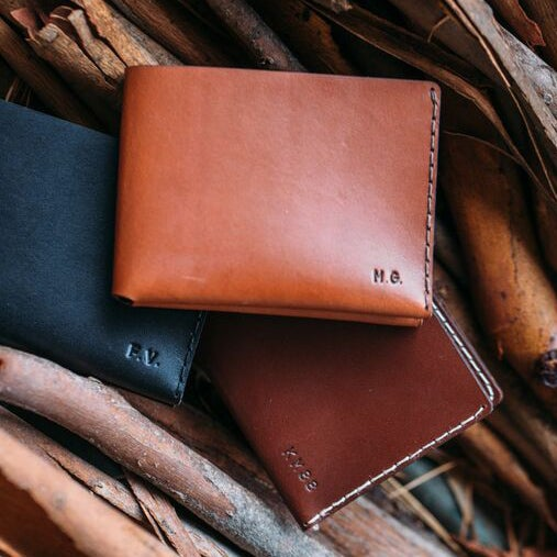 Image of The Baxter Slimline Wallet