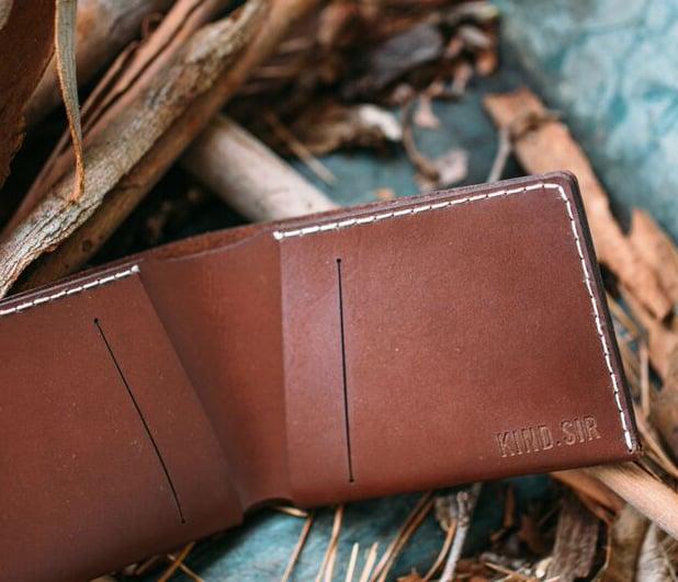 Image of The Baxter Slimline Wallet