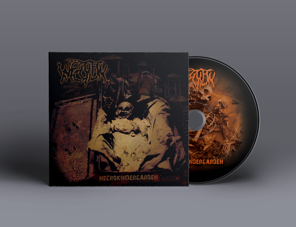 Image of Necrokindergarden CD