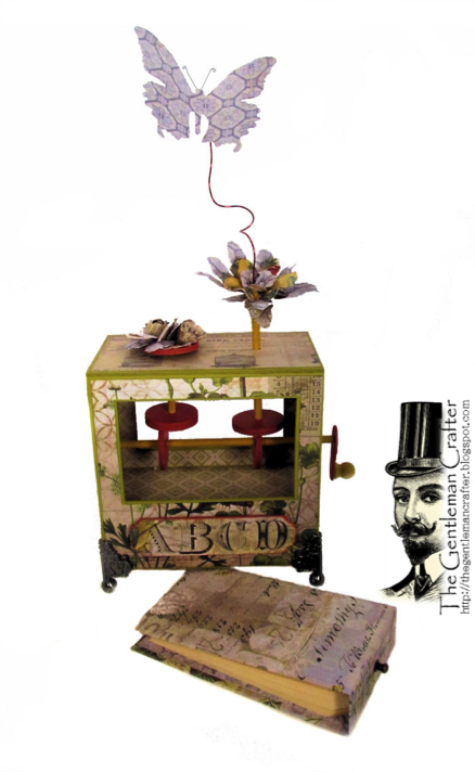 Image of The Butterfly Automata Tutorial- Instant Download