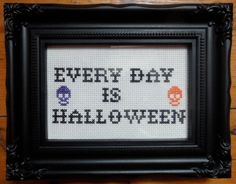 Image of Every Day Is Halloween