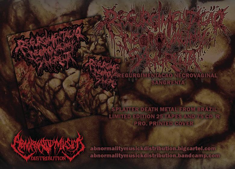 Image of Regurgimentacao Necrovaginal Sangrenta Coming Soon