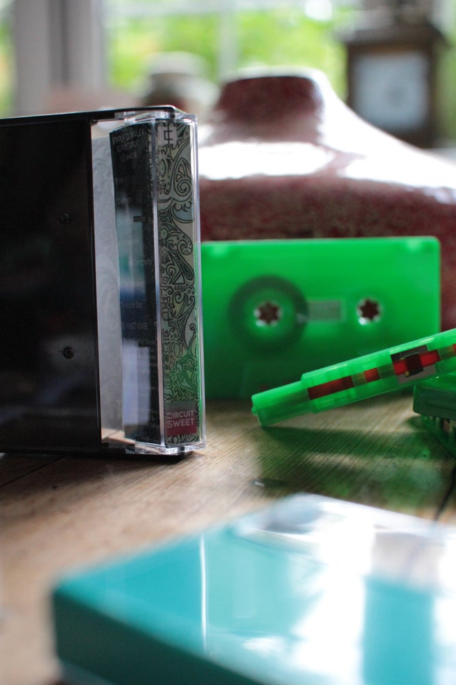 Image of Temple Complex   'Self- Interest Behaviour' Ltd Cassette Release
