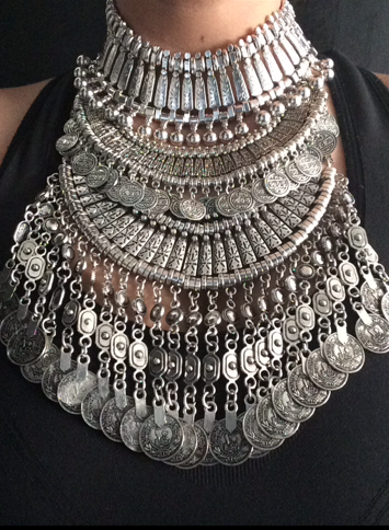 Image of Ultimate Maxi Coin Necklace