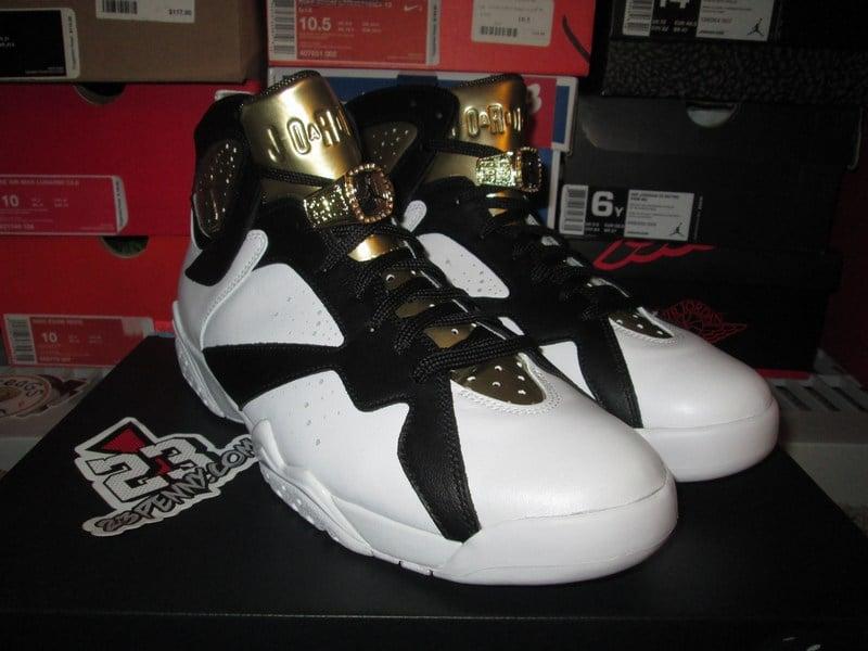 """Image of Air Jordan VII (7) Retro C&C """"Champagne"""""""