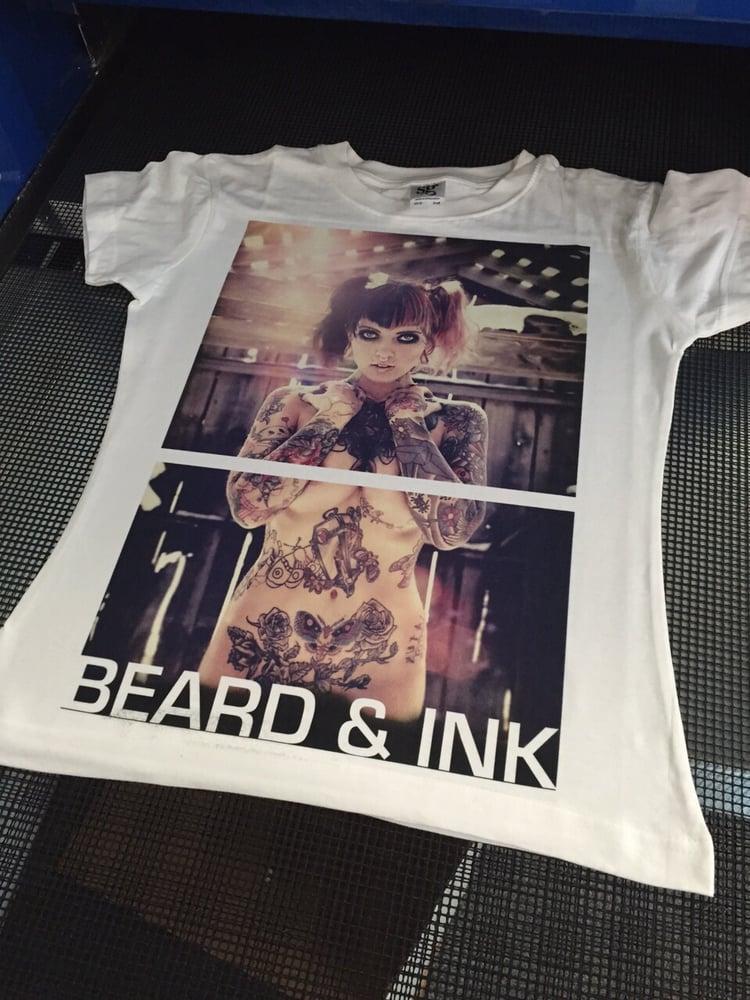 Image of Beard and Ink Kate Tee