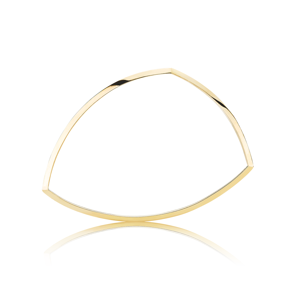 Image of Flow Bracelet, Gold