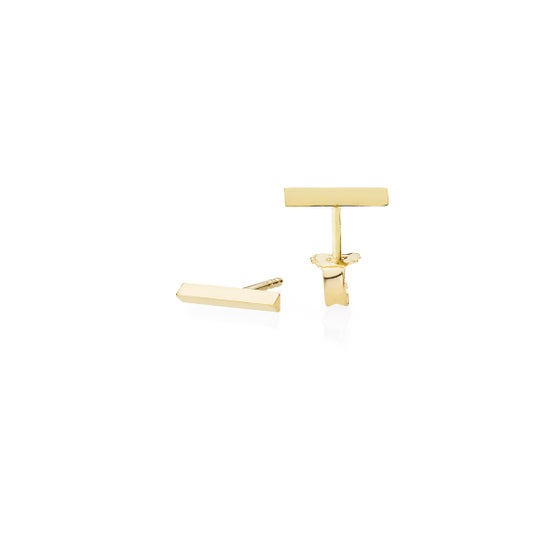 Image of Flow Sticks, 18ct yellow gold