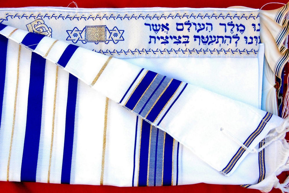 Image of Apostle Palil (Prayer) Shawls