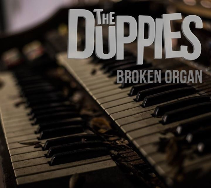 Image of The Duppies, Broken Organ Compact Disc