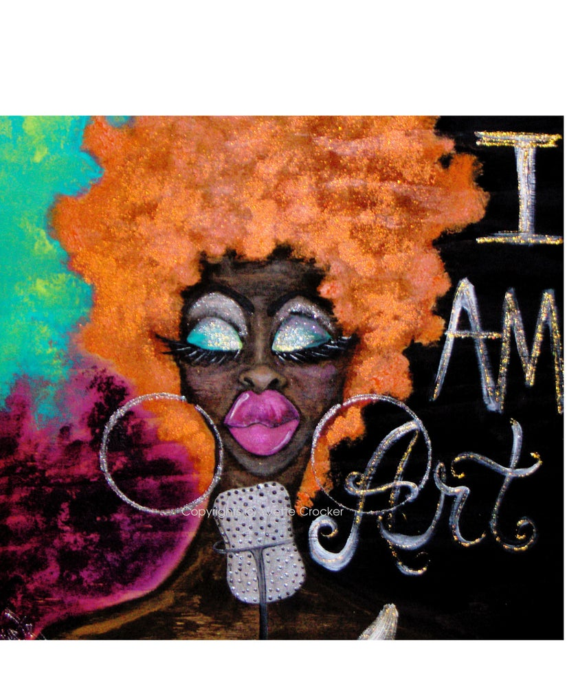 Image of I AM ART