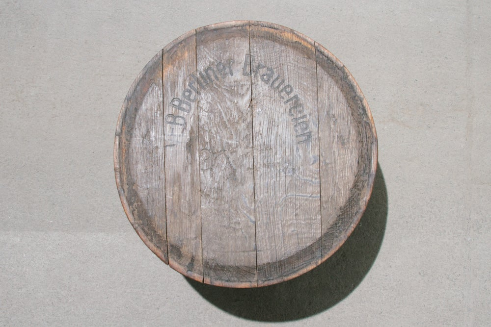 Image of Beer Table