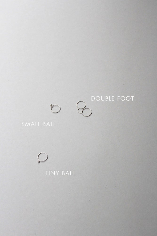 Image of TINY FOOT RINGS