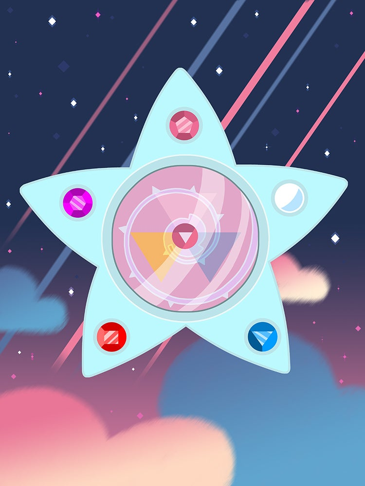 Image of We Are The Crystal Gems