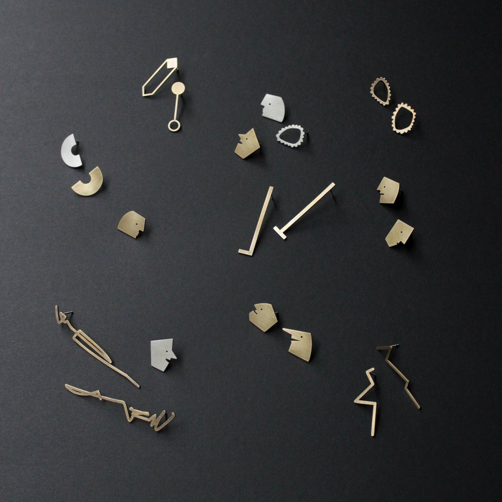 Image of VARIOUS EAR STUDS