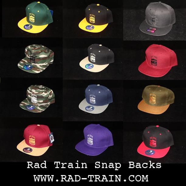 Image of Rad Train Hats