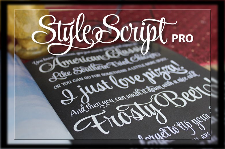 Image of Style Script Pro