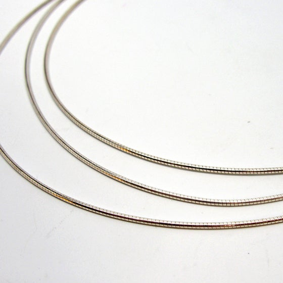 Image of Sterling Silver Cable Chain