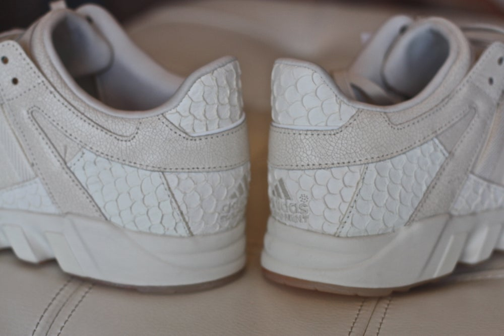 "Image of ADIDAS X PUSHA T ""KING PUSH"" FISH SCALE"