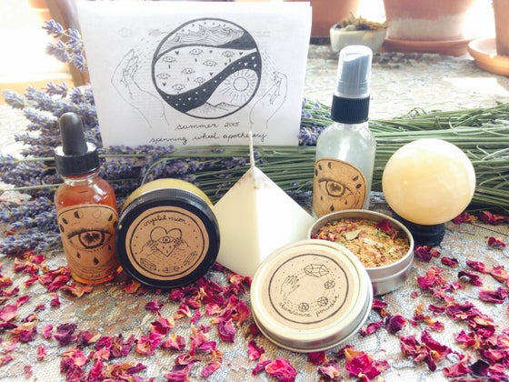 Image of 2015 magic ritual box