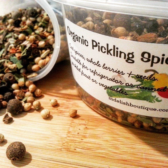 Image of Organic Pickling Spice