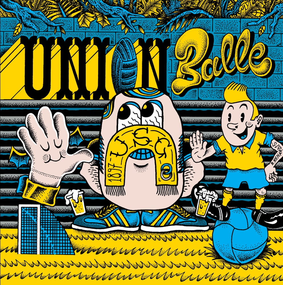 Image of UNION BALLE Compilation