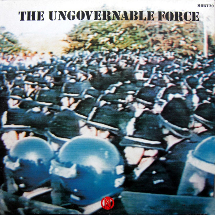 Image of The Ungovernable Force LP - MORT20