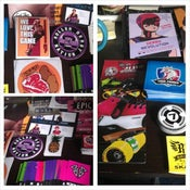 Image of Roller Derby Sticker Bundle!