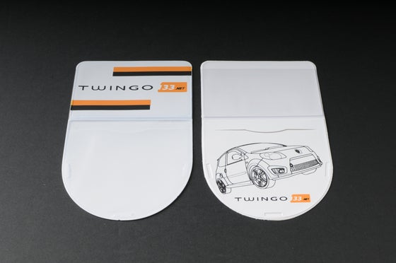 Image of Twingo133.net Tax Disc Holder