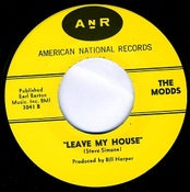 "Image of 7"" The Modds : Leave My House +1"