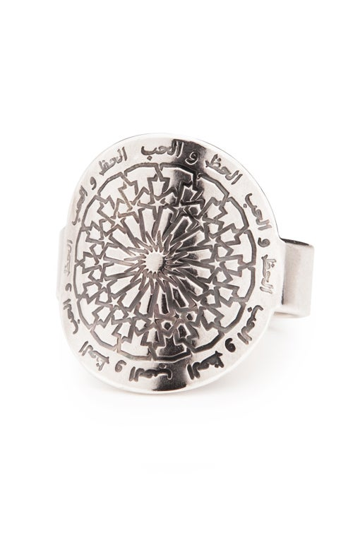 Image of LUCK N LOVE Ring