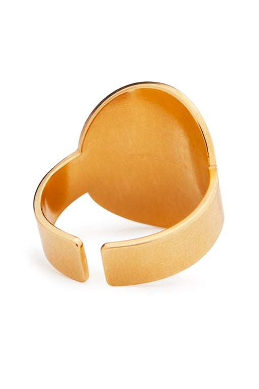 Image of LUCK N LOVE Ring Gold