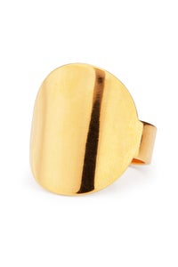 Image of LUCK N LOVE Pure Ring Gold