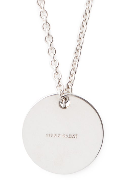 Image of LUCK N LOVE Pure Necklace Big Coin