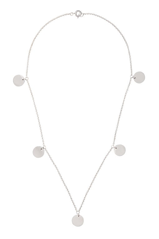 Image of LUCK N LOVE Pure Necklace 5 Coin