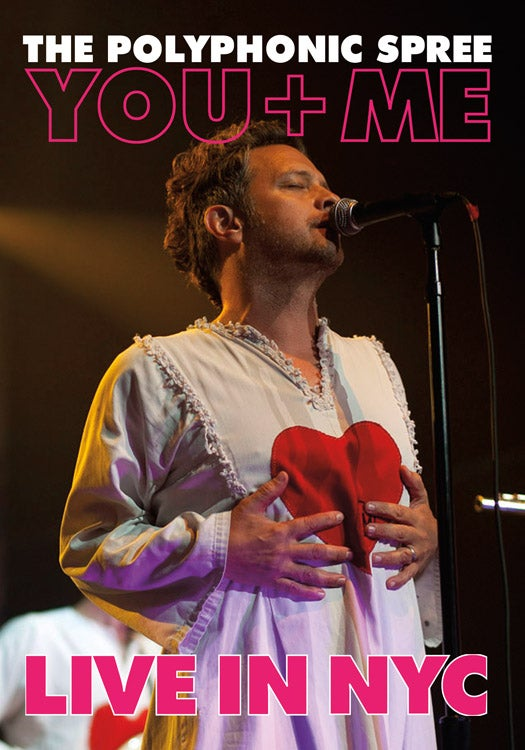 Image of You + Me – Live In NYC (2 CD / 1 DVD)