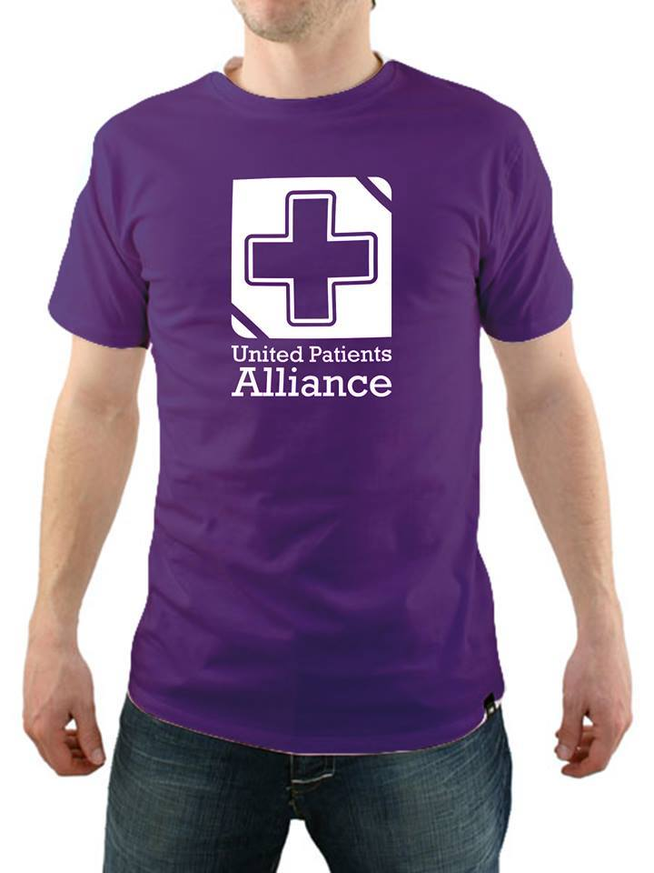Image of UPA Standard Logo T-Shirt