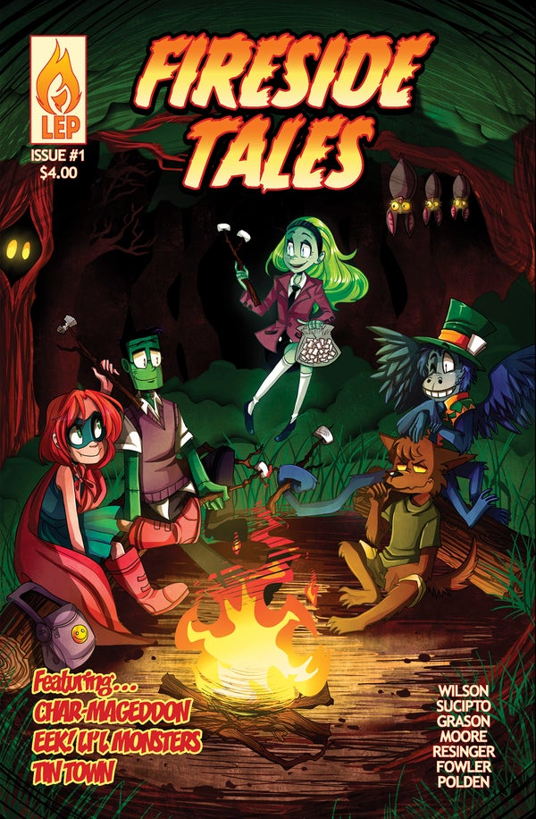 Image of Fireside Tales